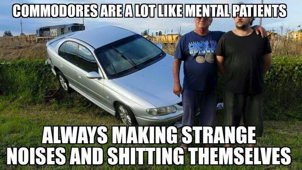 Holden Meme Chevy Memes Car Jokes Funny Roasts