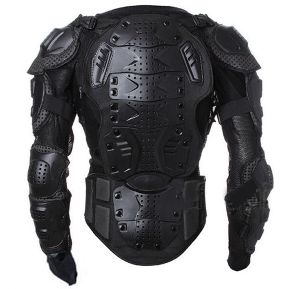Motorcycle Armour Jacket OFF Road Motocross Racing MTB+Removable Protective gear