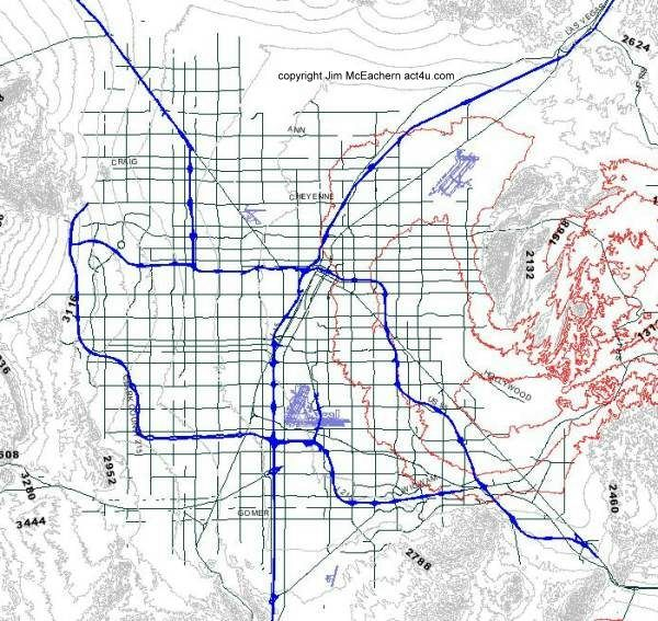 las vegas elevation map metro map elevation map las vegas metro map elevation map las vegas