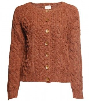 This from Lisa Gorman's collection. Would that I could knit one just like!