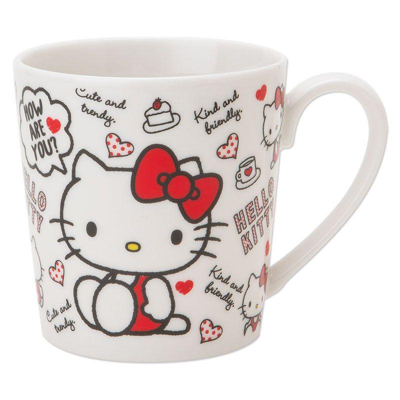 Hello Kitty Mug Cup Sweet Sanrio JAPAN