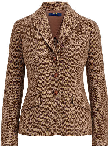 Shop Lauren By Ralph Lauren Womens Coat Pink Size XS