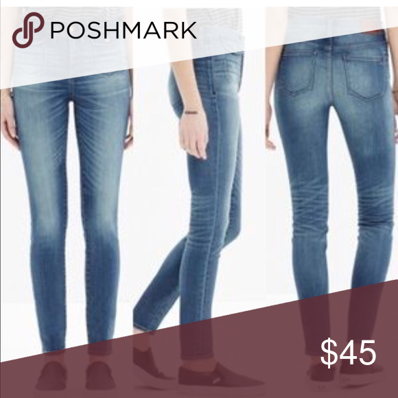 cf761a4ed69c Madewell high riser skinny crop patch pocket ❌Trades 💯 Legit offers taken  privately 💯15% off bundles 2+ items Madewell Jeans Skinny
