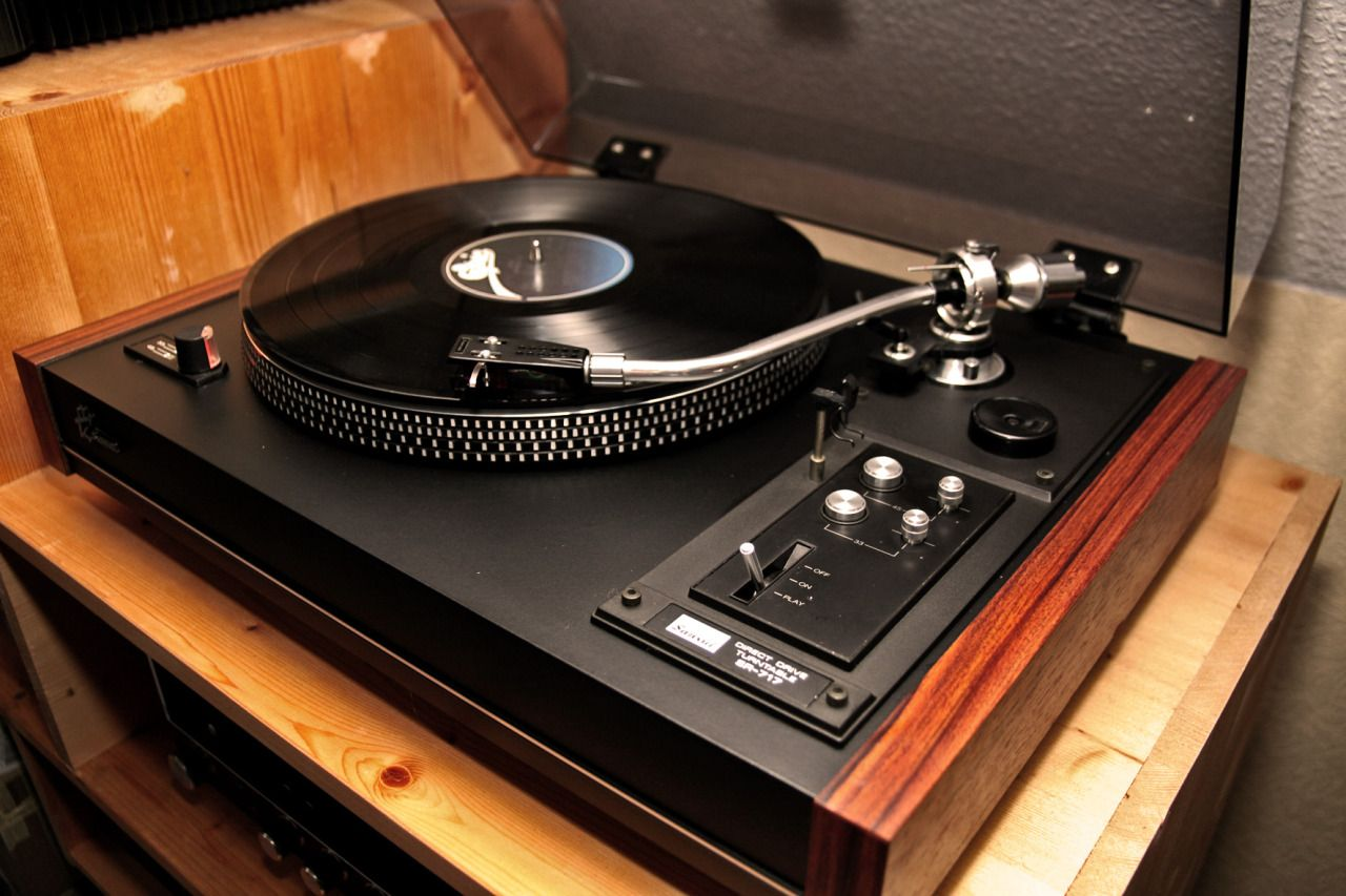 Just A Analog Fan Doing Your Best Audiophile Turntable