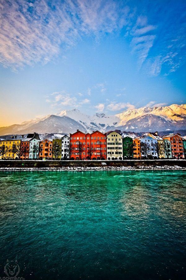 Innsbruck tyrol austria austria pinterest for Innenarchitektur studium innsbruck