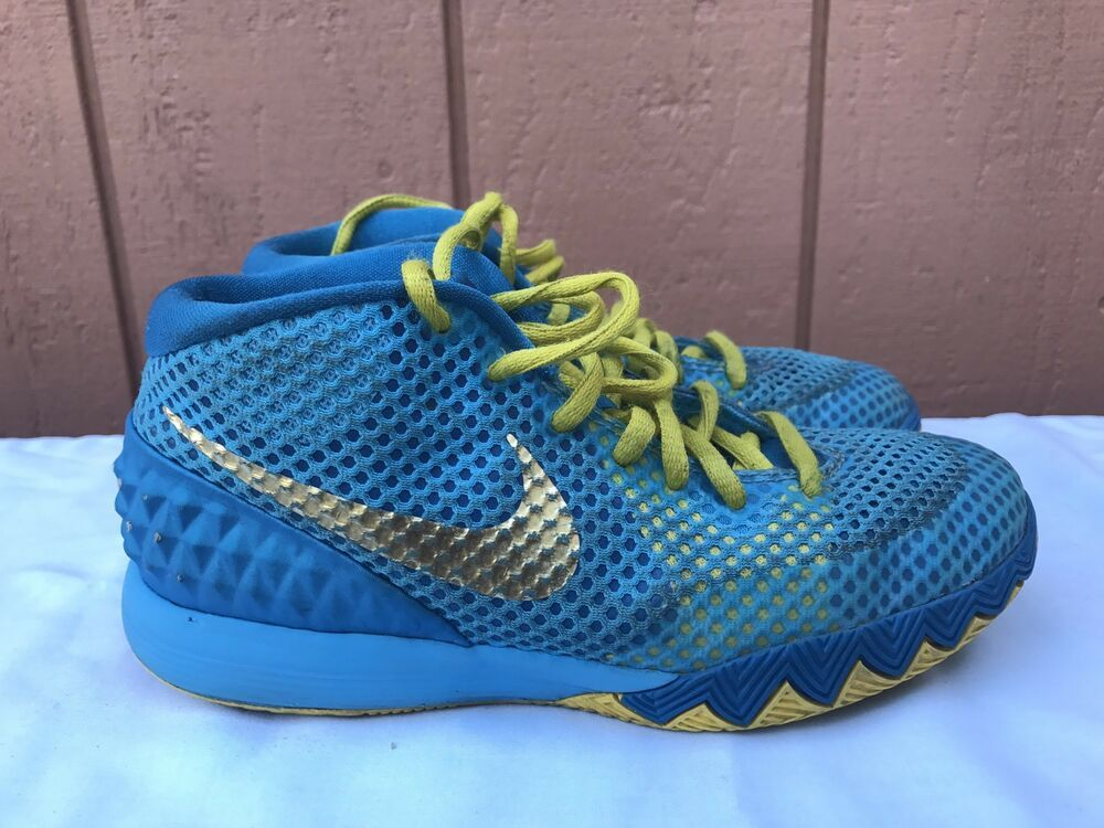 the best attitude 2e7fc 017c3 eBay #Sponsored NIKE KYRIE 1 PS BASKETBALL 717220-494 KIDS ...