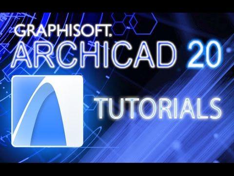 Tremendous Archicad 20 Tutorial For Beginners Complete Youtube Download Free Architecture Designs Estepponolmadebymaigaardcom