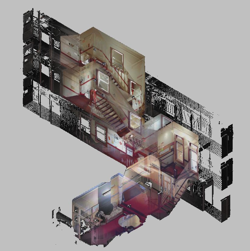 3d Laser Scanning Projects Innovation Technology Page Design