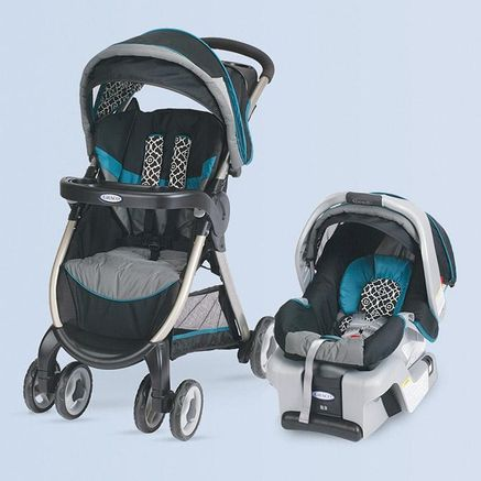 Totally Want This Love The Colours Graco Fastaction Fold