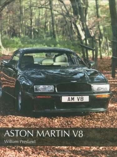 From 6.80 Aston Martin V. 8 (crowood Autoclassics
