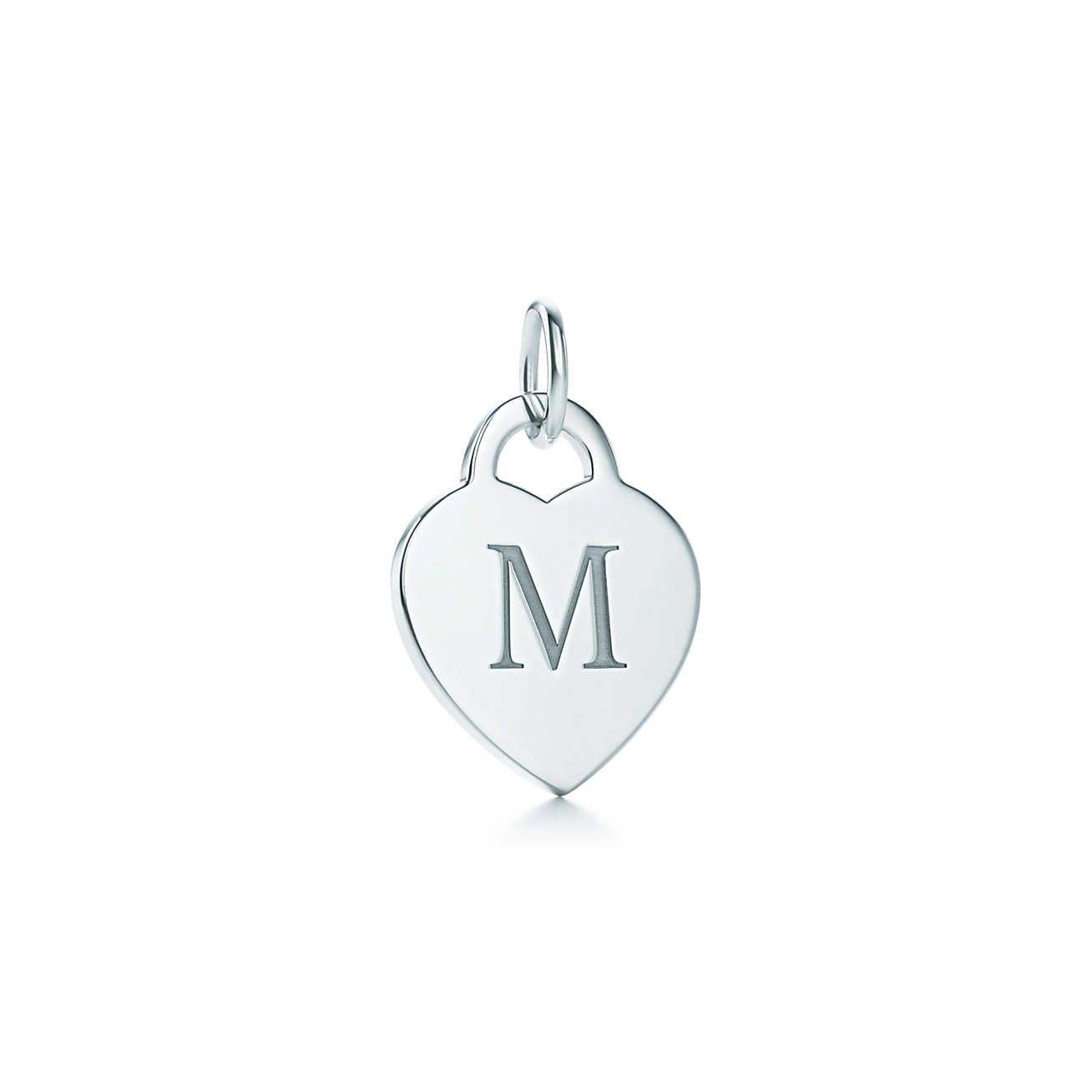 781544e1ed0a Alphabet heart tag letter