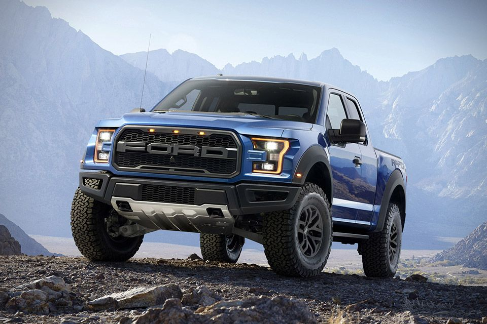 Baja Mode Anyone Meet Ford S Beastly New F 150 Raptor 픽업