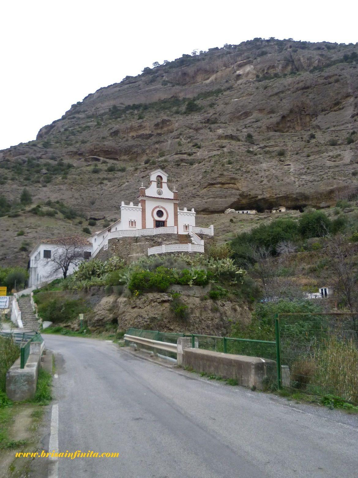 Ermita de El Chorro. Ardales. (Málaga)