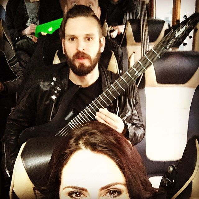 Within Temptation @wtofficial Instagram photos | Websta