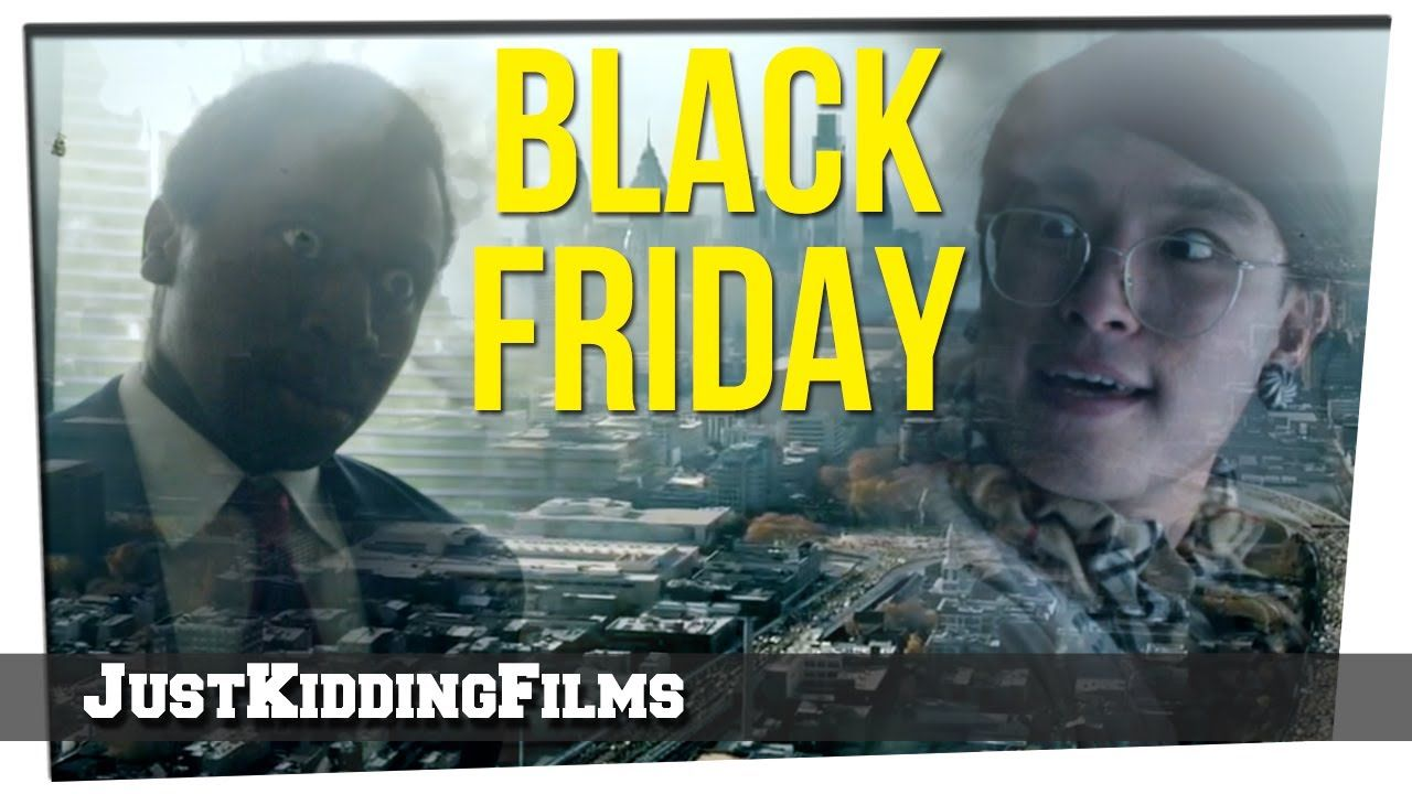 Black Friday Official Movie Trailer Playlist Lmfao Watch This