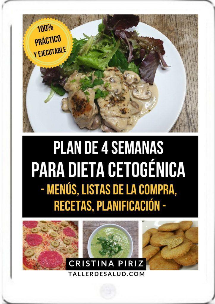 Plan de alimentación de 4 semanas