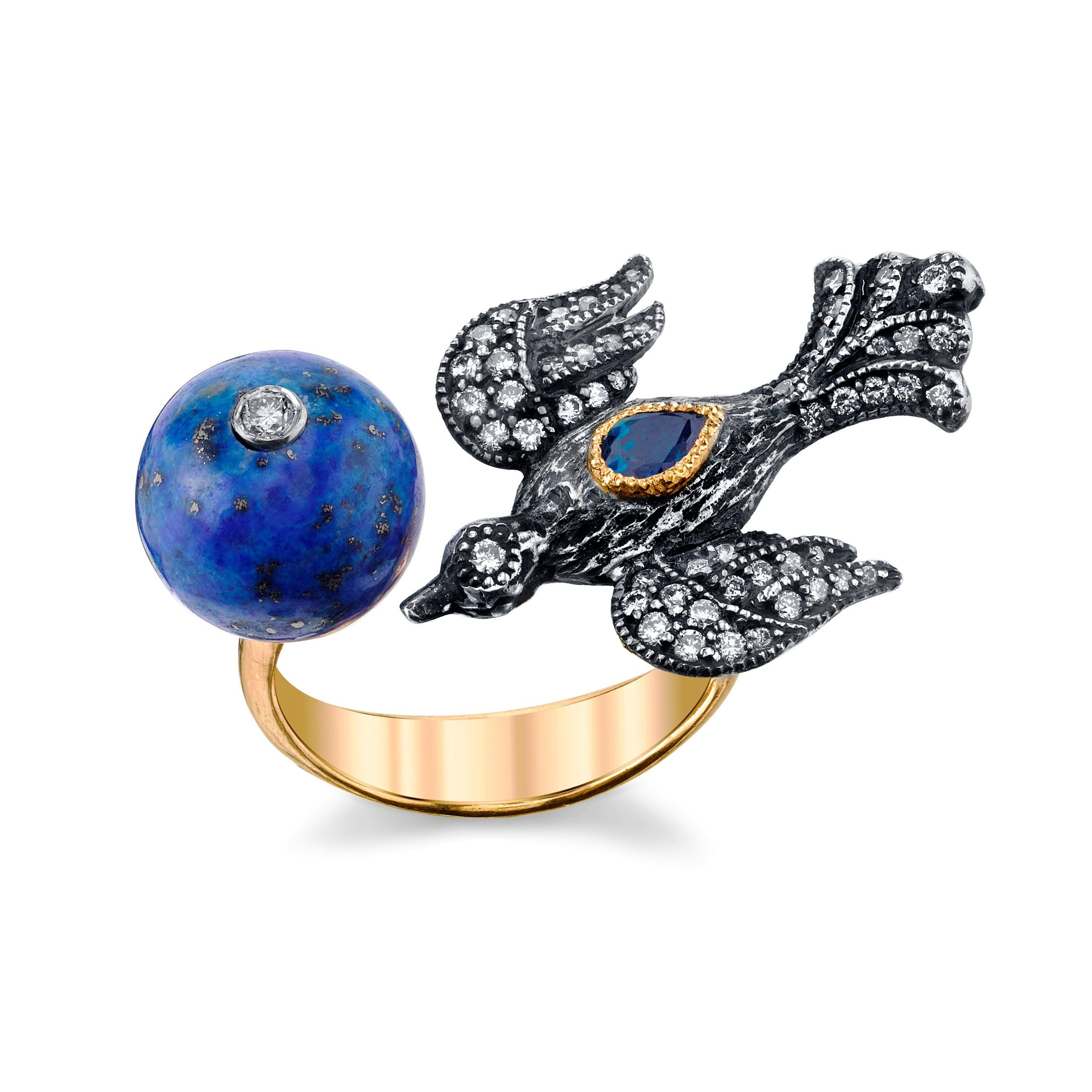 6 New Fine Jewelry Designers to Fancy From the Couture Trade Show in
