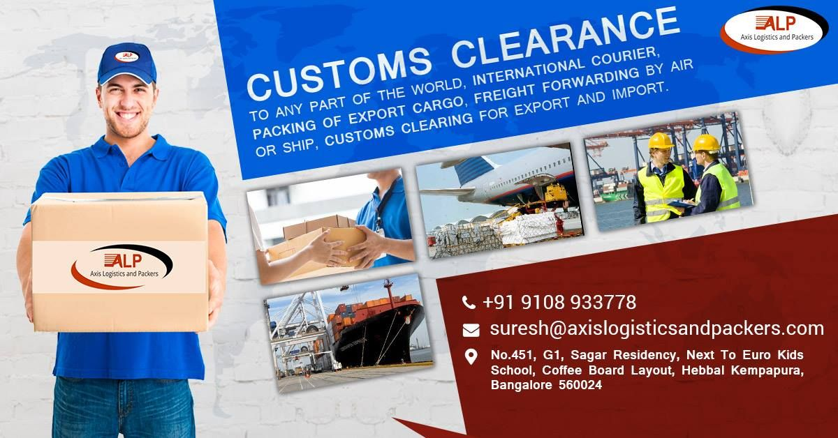 Axis Logistics and Packers cater their clients with quality services
