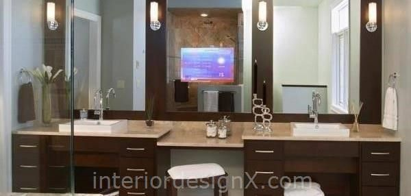 Creating Bathroom Lighting that Commands Attention Cool Ideas Wall ...