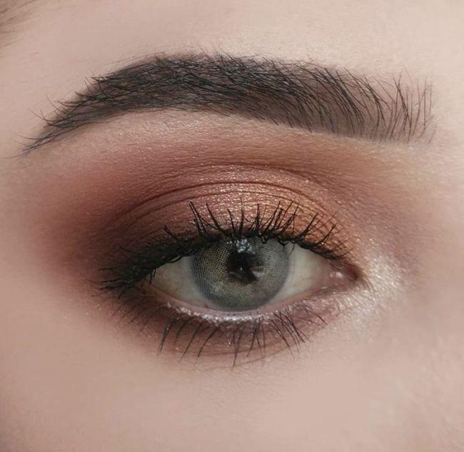 #natural #smokeyeye #makeuplooks #makeupideas #naturalmakeup | makeup + nails in…