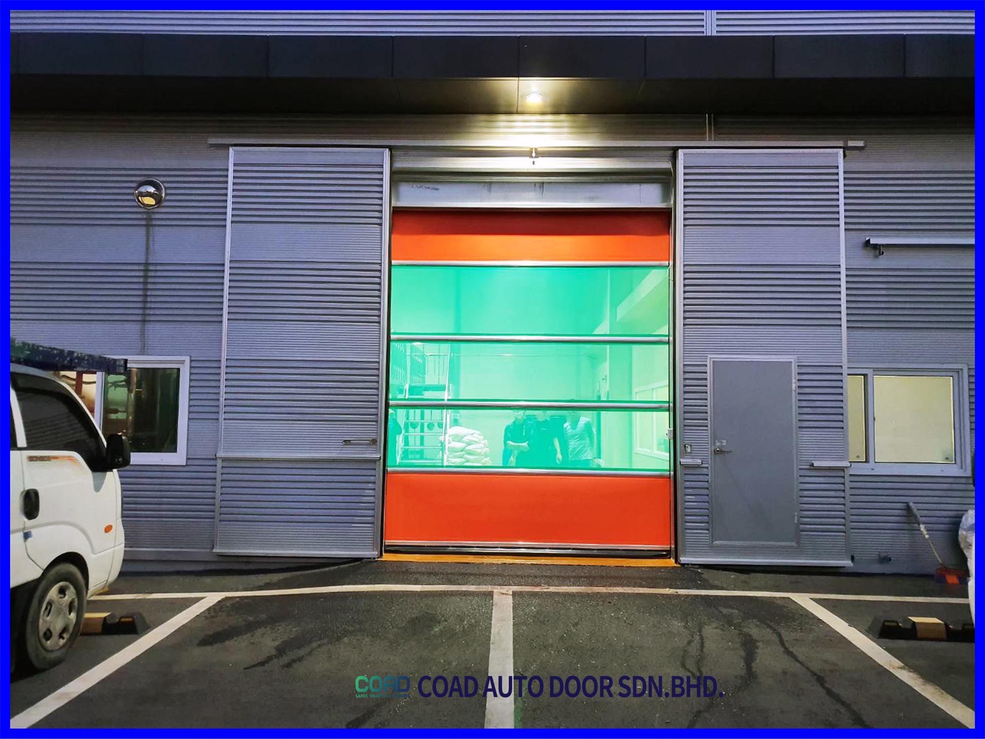 High Durability Door Coad Malaysia Sectional Door Make A Door Roll Up Doors
