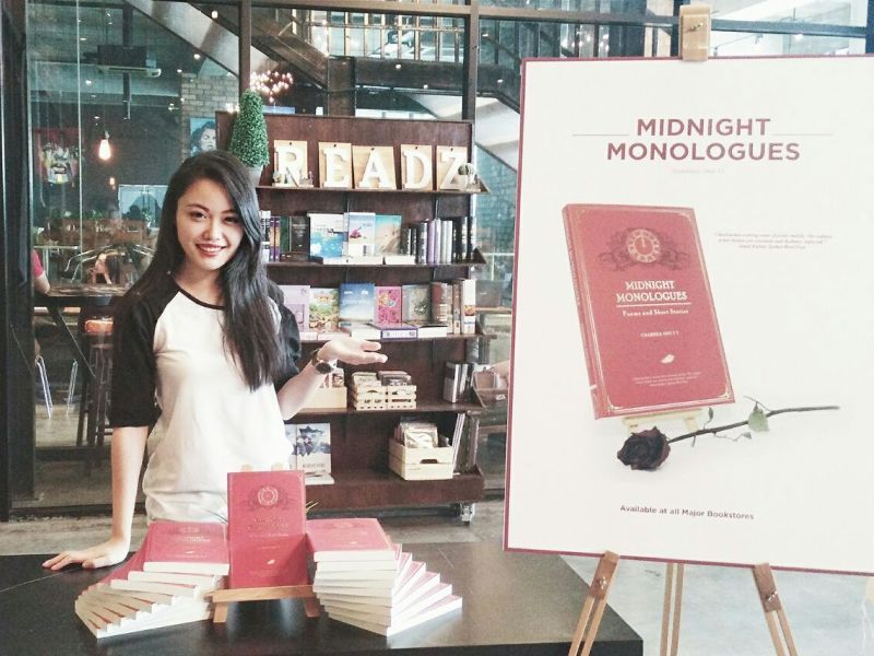 How A Malaysian Girl Wrote & Published Her Own Book. Read how Charissa Ong made her dream of being an author happen!