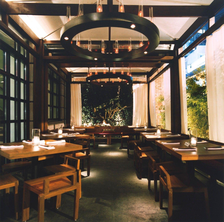 Thompson Hotel - York Places Eat Soho