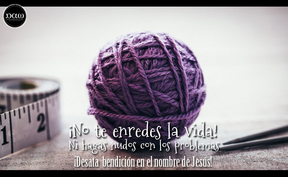 Knitting Desktop Background : Suelta ataduras y desata bendiciones en el nombre de jesús!
