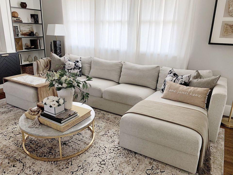 Faq Do You Recommend The Ikea Vimle Sofa Ikea Living Room Beige Sofa Living Room Beige Sofa Decor Beige couch living room decor