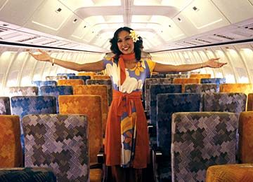Aloha Airlines Flight Attendant Life Was Up In The Air Until He