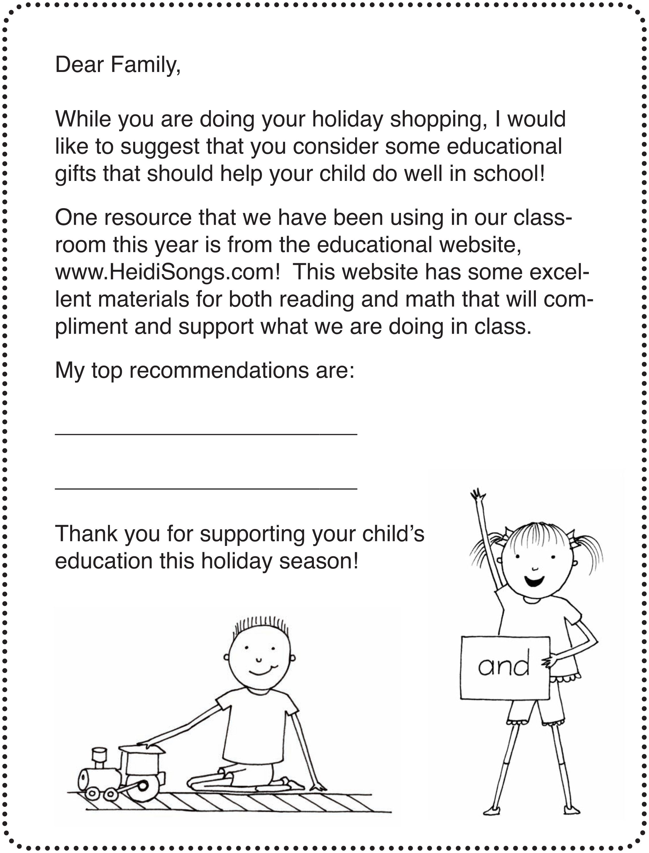 How To Get Parents To Buy Educational Gifts For Kids  Parents And
