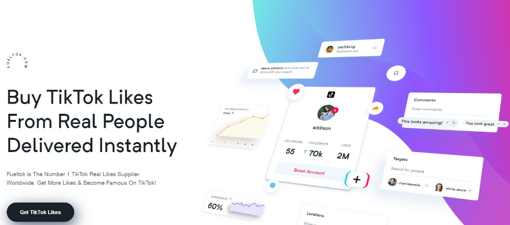 Tiktok Auto Likes How To Go Viral With Little Effort 1 Online Marketing Strategies Marketing Strategy Social Media Online Marketing Tools