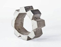 Algo_3; Ring Silber