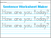 Worksheets Make Your Own Printable Worksheets amazing type in any letter word sentence etc make and print your childs name or wordphrase customized handwriting sheet