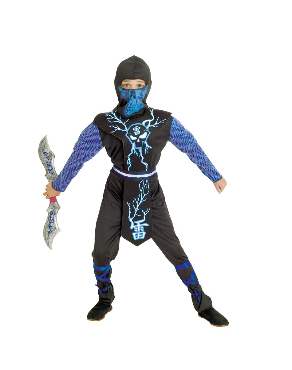 blue ninja  sc 1 st  Pinterest & blue ninja | halloween costumes | Pinterest | Spirit halloween and ...