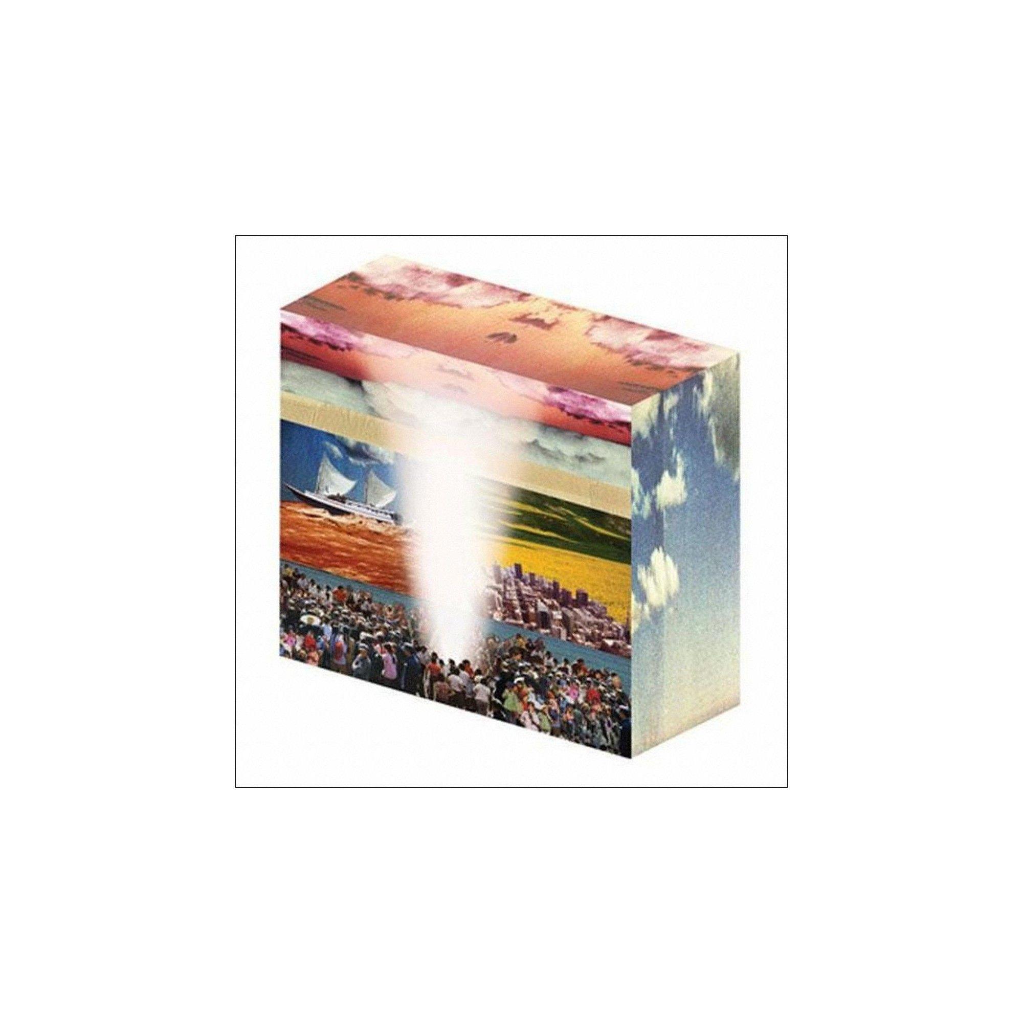 Broken Social Scene Forgiveness Rock Record Box Set Vinyl Broken Social Scene Boxset Record Boxes