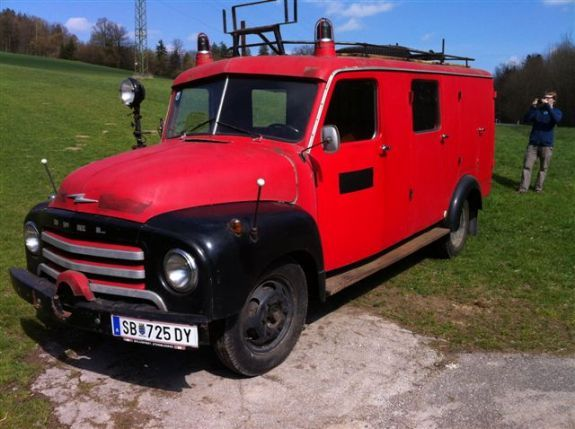 Bild 1 Opel Oldtimer Opel Blitz 1 75 330 Oldtimer 1960 28000 Km