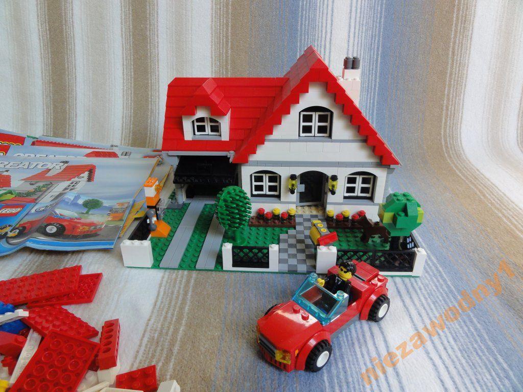 Sprzedam Zestaw Klocków Lego Bcm Lego Lego I Toys