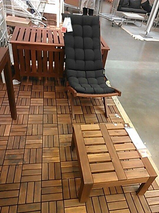 IKEA PATIO FURNITURE 2014  design K  M Hogberg Bromm