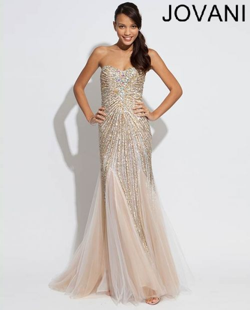 Jovani Evening Dress 73837 | When I First Saw You. | Pinterest ...