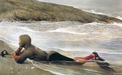 Andrew Newell Wyeth (1917 -2009)
