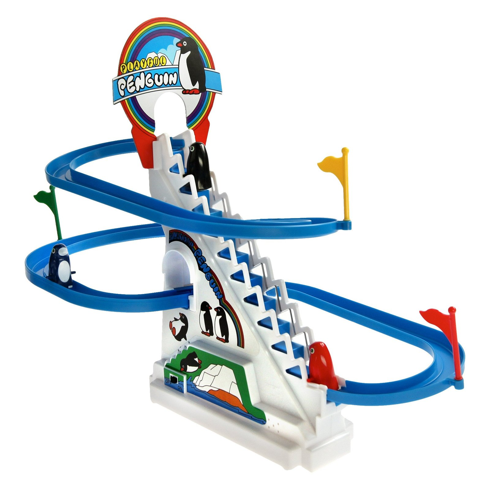 Penguin Race loved this as a kid. Note to anyone now an