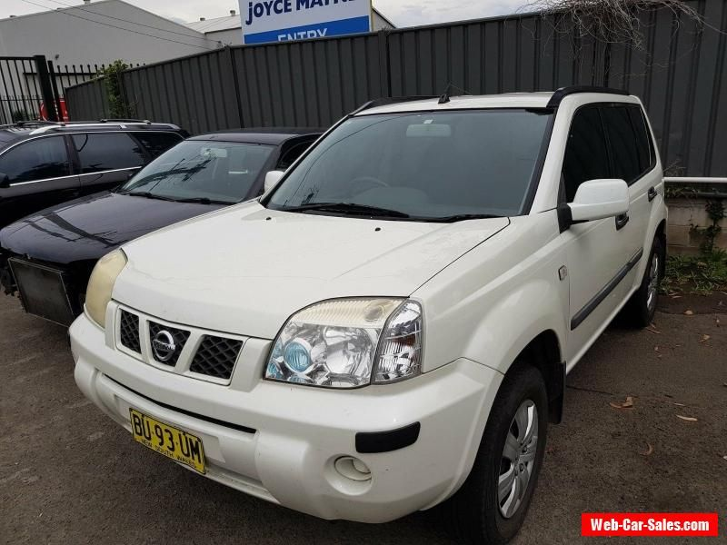 Nissan Xtrail t30 registered (blown engine) NO RESERVE #nissan ...