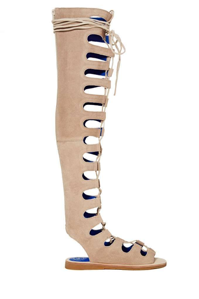 Jeffrey Campbell Olympus Sandal | Shop What's New at Nasty Gal