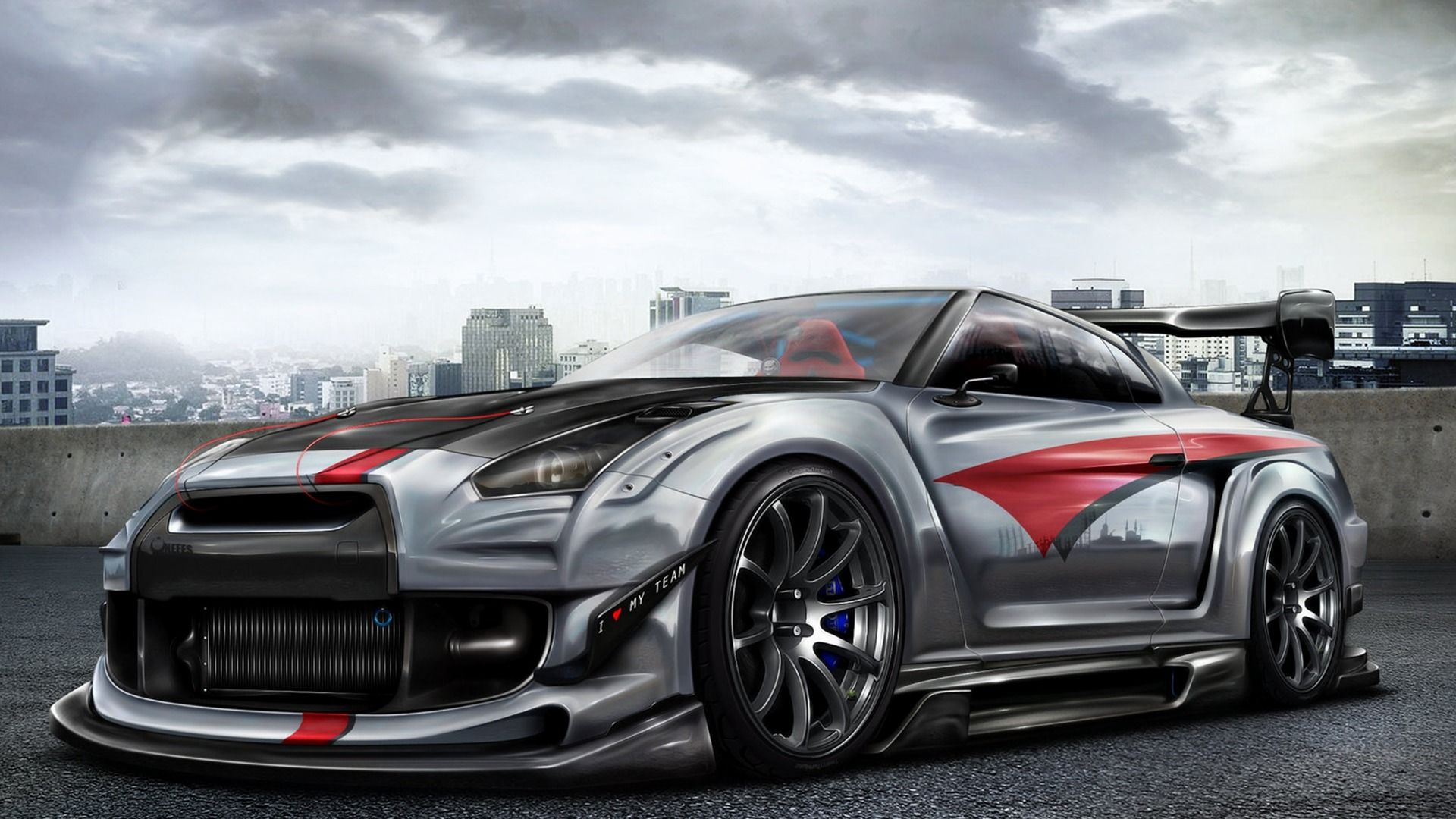 Custom Nissan Skyline Nissan Skyline Gtr R35 Wallpaper A Man Can