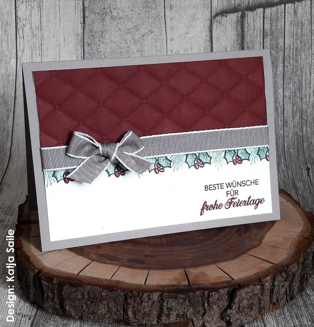 Christmas cards handmade image by Vickie Madewell on
