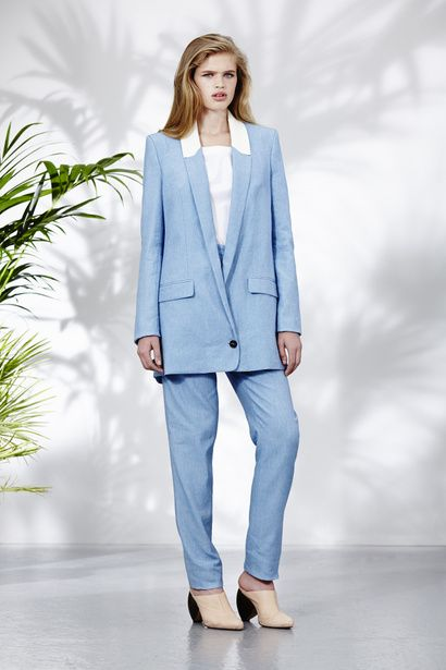 SS 2014 Pre-Collection | Flow Tops & Slim Pant | Chalayan
