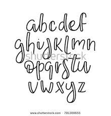 Image Result For Simple Calligraphy Fonts