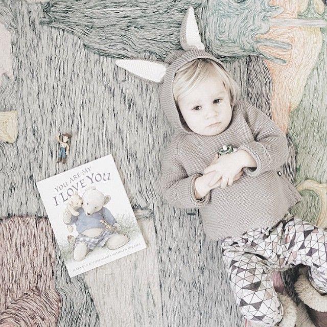 Oeuf NYC SS15 Bunny sweater