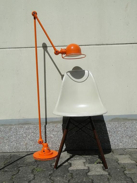 Jielde floor lamp #frenchindustrial